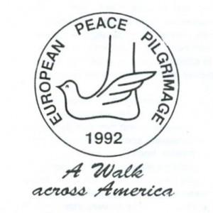 European peace pilgrimage