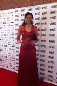 Tonia Dabwe - 2013 international African woman of the year